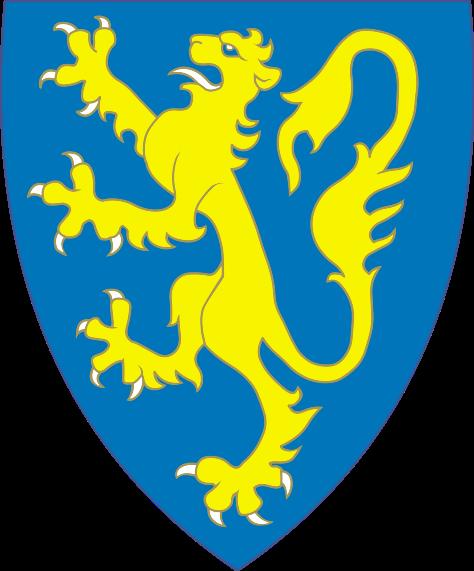герб со львом